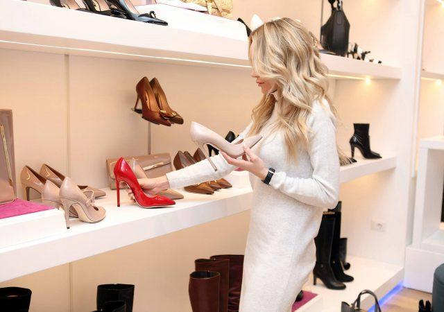 modne damskie buty